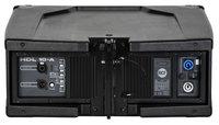 "1400W Peak Dual 8"" Active Line Array Speaker Module in Black"