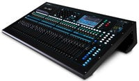 38-Input / 28-Output Digital Mixer with Motorized Faders and Touchscreen