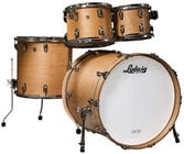 Ludwig Drums L8424AX0N Classic Maple Mod 22 4 Piece Shell Pack in Natural Maple Finish