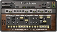 Applied Acoustics Systems String Studio VS-2 String Modeling Software Plug-in STRING-STUDIO-VS2