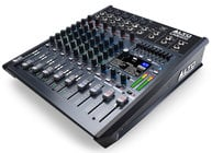 Alto LIVE-802 Live 802 8-Channel 2-Bus Compact Mixer with USB Interface and Built-In DSP Effects