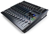 Alto Professional LIVE-1202 Live 1202 12-Channel 2-Bus Mixer with USB Interface and Built-In DSP Effects