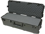 iSeries Waterproof Utility Case with Wheels and Layered Foam