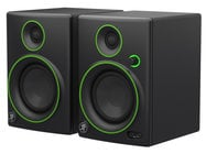 "Mackie CR4 Pair of 4"" 50W Active Multimedia Monitors"
