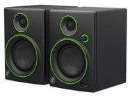 "Mackie CR4-MACKIE Pair of 4"" 50W Active Multimedia Monitors"