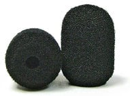 High-Density Black Foam Windscreen
