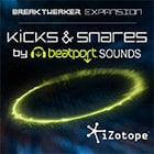 iZotope Kicks & Snares BreakTweaker Sound Library