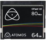 64 GB Atomos C-Fast 1.0 Memory Card
