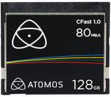128GB Atomos CFast 1.0 Memory Card