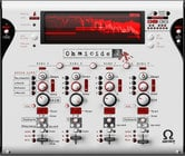 OHM Force Ohmicide Multi-Band Distortion Software Plugin OHMICIDE