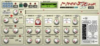 OHM Force Predatohm 3-Band Overdrive Software Plugin PREDATOHM