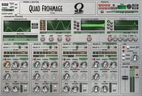 OHM Force QUAD-FROHMAGE Quad Fhromage 4-Band Sonic Chisel Software Plugin