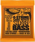 Long Scale Bass VI Strings