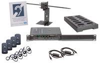 Listen Technologies LS-58-072 iDSP Advanced Level III Stationary RF System (72 MHz)