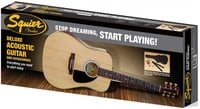 Acoustic Guitar Package with Gig Bag
