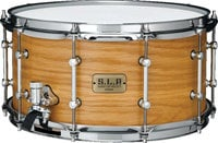 "7x14"" Backbeat Bubinga/Birch S.L.P. Series Snare Drum"