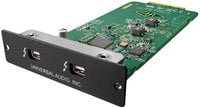 Universal Audio Thunderbolt 2 Option Card for Apollo and Apollo 16