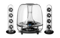 Harman Kardon SoundSticks Wireless Three-Piece Wireless Speaker System with Bluetooth