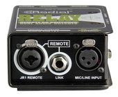 Balanced Remote AB Switcher