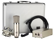 Cardioid Tube Condenser Microphone