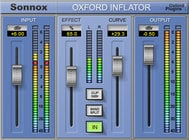 Sonnox OXFORD-INFLAT-NATIVE Oxford Inflator Expansion Native Plugin