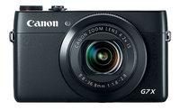 Canon POWERSHOT-G7-X PowerShot G Series Digital Camera in Black