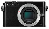 16MP Interchangeable Single Lens Camera in Black with 12-35mm Lens Kit