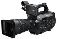 4K XDCAM Super 35mm Camcorder with Full Frame Powered Lens