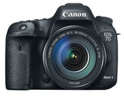 Canon EOS-7DMKII-18-135-KT Digital SLR Camera Kit with Standard Zoom Lens