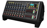 1000W 9 Channel Powered Mixer