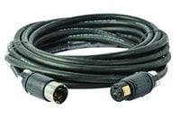 50' 50A 125/250 VAC California Style Locking Extension Cable