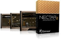 iZotope Nectar Elements Upgrade Upgrade from Nectar Elements to Nectar 2 Production Suite (Electronic Delivery)