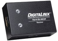 DigitaLinx Twin Category Cable HDMI 1.4 Receiver with Power Supply