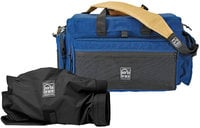 DVO-2 Digital Video Organizer Bag in Blue with QS-M3 Quick Slick