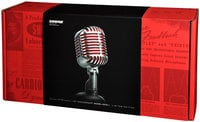 75th Anniversary Limited Edition Unidyne Cardioid Dynamic Microphone