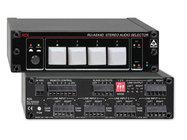 RDL RU-ASX4D  4 Input / 1 Ouput Stereo Audio Selector