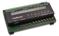 Interactive Technologies CS-840 CueServer Pro DIN Controller