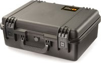 Black Storm Case with Dividers