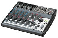 12-Channel 2-Bus Compact Mixer