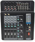 Compact 8 Channel 12 Input Analog Stereo Mixer