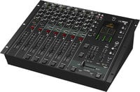7-Channel USB DJ Mixer with Traktion 4