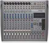 12 Channel 4 Bus Professional Mixing Console with USB