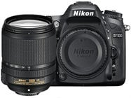 24.1MP DSLR Camera with AF-S DX NIKKOR 18-140mm VR Lens