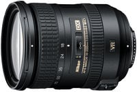 Nikon 2192-NIKON AF-S DX NIKKOR 18-200mm f/3.5-5.6G VR II Zoom Lens