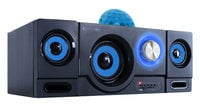Powered Bluetooth Loudspeaker System with LED Lightshow