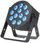 12x 12W 6-in-1 Hex LED Par Fixture