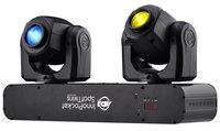 ADJ INNO-POCKET-SPOT-TWN Inno Pocket Spot Twins Compact Dual Moving Head Fixtures