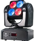 4x10W Compact Moving Head LED Wash