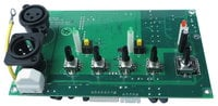 DSP Input PCB for HD1531