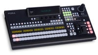 FOR-A Corporation HVS-390HS 1M/E HD-SD Video Switcher Package with HVS-391OU 20 Button Panel